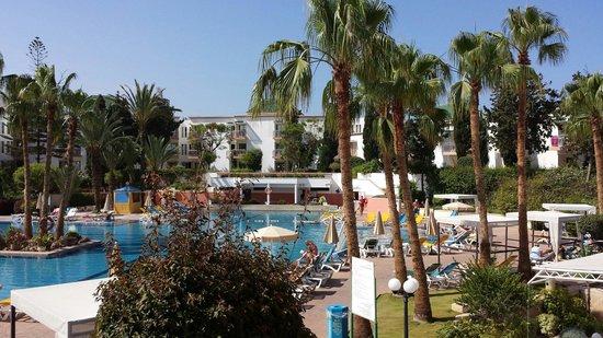 Hôtel Agadir Beach Club : piscine