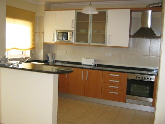 Quinta Polaris Garvetur: kitchen