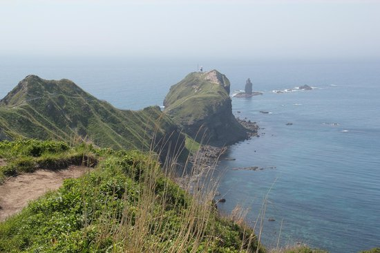 Yoteizan : Lands end