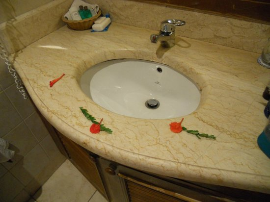 Royal Grand Sharm Hotel : ванная комната