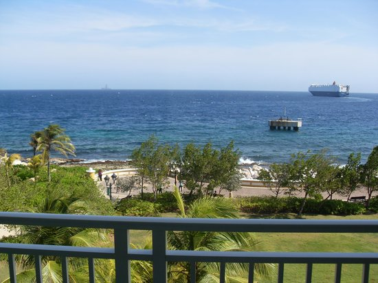 Renaissance Curacao Resort & Casino: View from room 430
