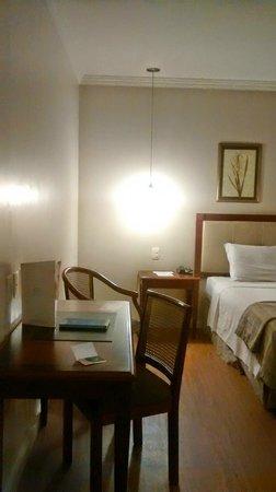 Olinda Rio Hotel: Quarto.