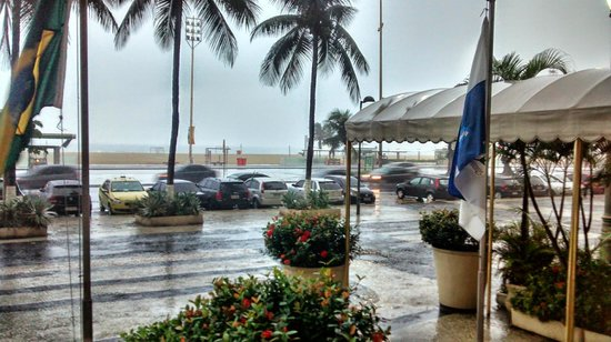 Olinda Rio Hotel: Vista do Lobby