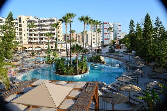 Main Pool Picture Of Atlantica Oasis Hotel Limassol Tripadvisor