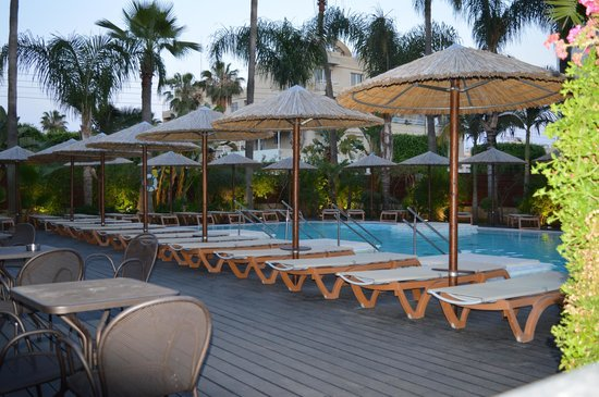 Atlantica Oasis Hotel: adults only pool