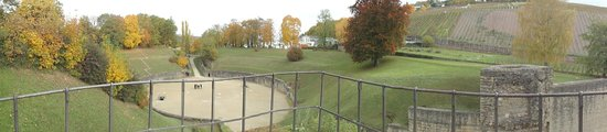 Amphitheater: Trier in the fall