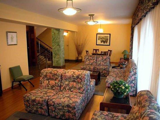 Hotel Isolino Salón