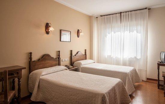 Hotel Isolino Dos camas