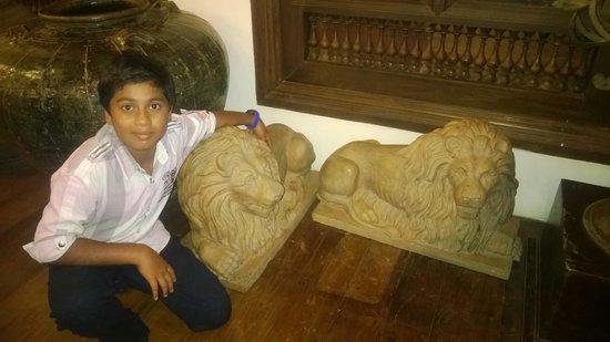 Kerala Folklore Theatre & Museum : At the Museum