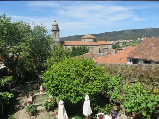 Costa Vella Hotel: View from our room