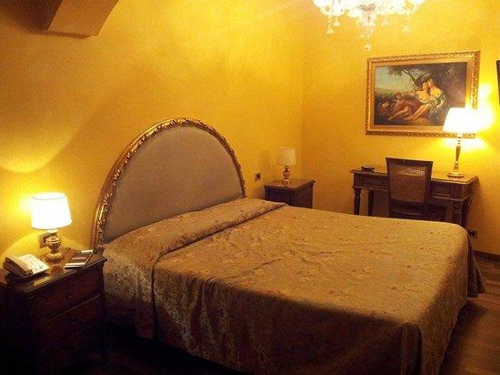 Antico Panada: La chambre