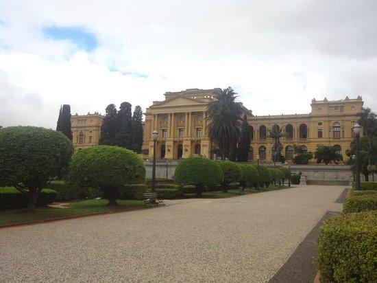 Museu Paulista (Museu du Ipiranga) : Palácio