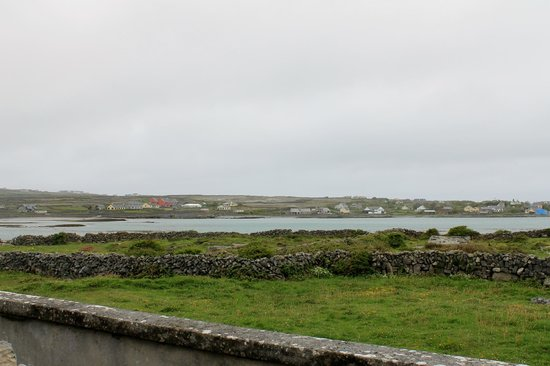 Radharc na Ceibhe: Wonderful view from the room!
