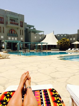 Fanadir Hotel : Pool view