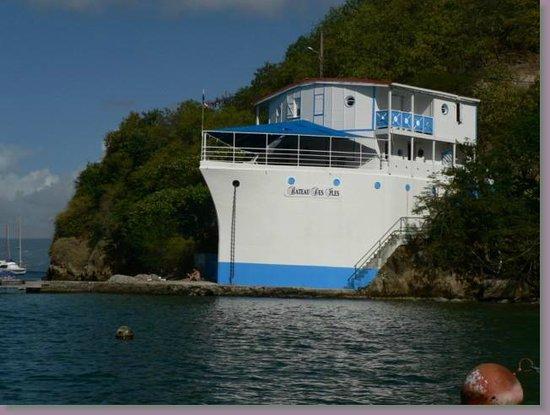 La MaisonBateau  Photo De Les Saintes Guadeloupe  Tripadvisor