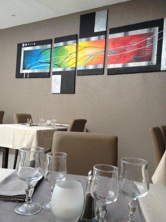 Hotel La Fregate: Salle de Restauration