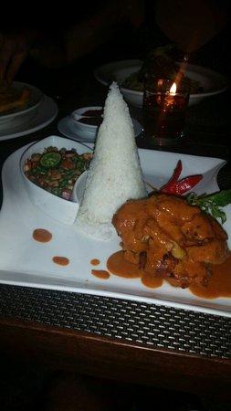 Square Restaurant : Ayam talliwang