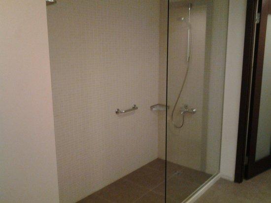 Barut Arum: walk in shower