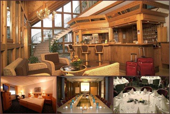Hotel zum Loewen: Lobby