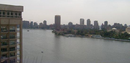 InterContinental Cairo Semiramis: Nile view
