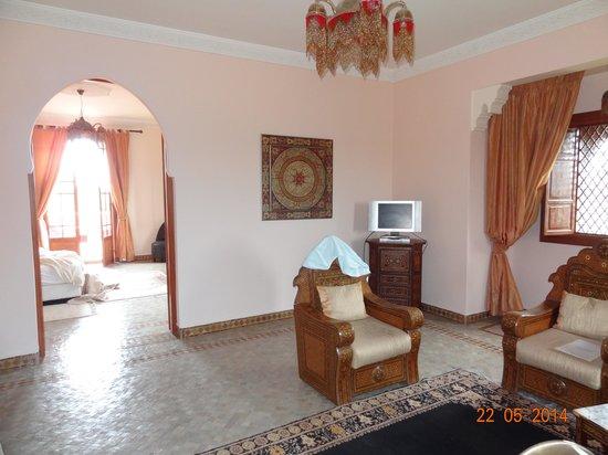 Dar Kantzaro: room