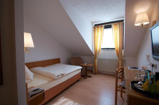 Hotel zum Löwen: Einzelzimmer