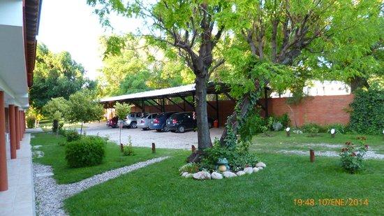 Hostería Postal De Las Sierras: Vista desde habitación