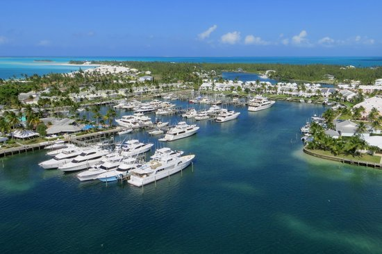 Treasure Cay Beach, Marina & Golf Resort: Treasure Cay Marina