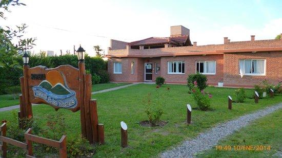 Hostería Postal De Las Sierras: Entrada