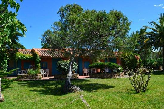 Agrustos Village: bungalow
