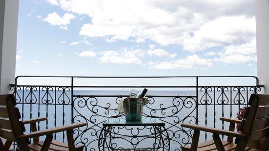 Sole Splendid Hotel: Vista camere deluxe