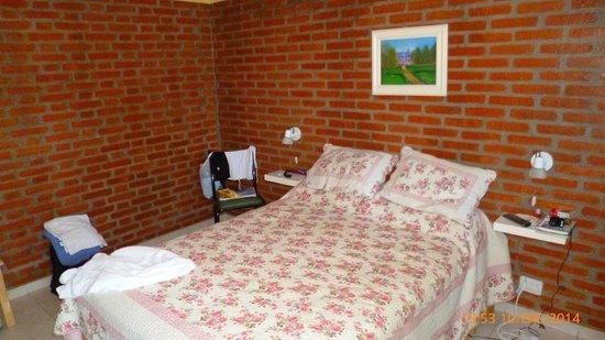 Hostería Postal De Las Sierras: Interior de la habitación
