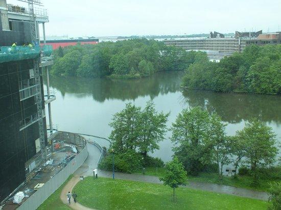 Crowne Plaza Hotel Birmingham NEC: Room 532 view