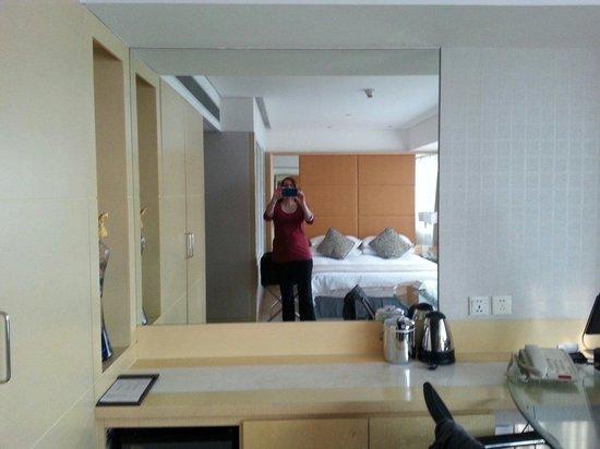 Jin Jiang Tower Hotel: Jinjiang Tower hotel