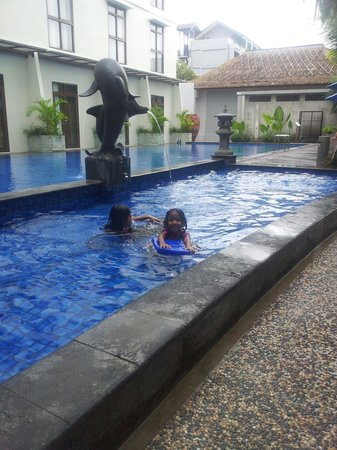 Wyndham Garden Kuta: Kids pool
