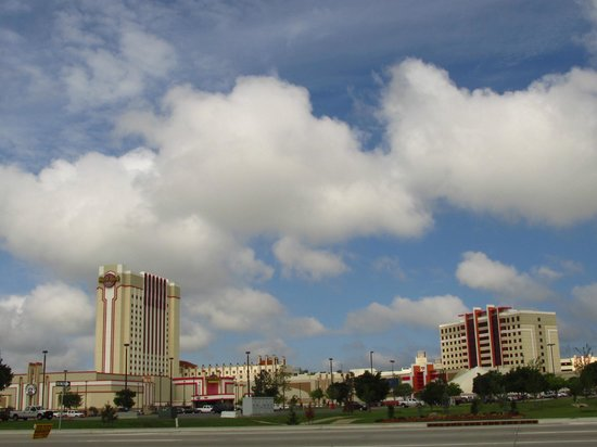 Hard Rock Hotel and Casino Tulsa: Overall view