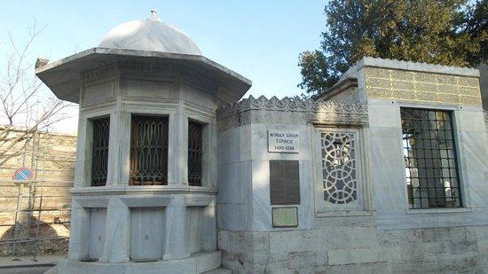 Erboy Hotel : усыпальница мимара синанаЮ врозле мечети сулеймана великолепного