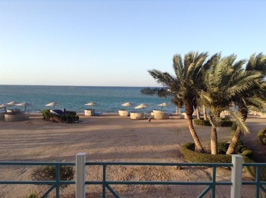 Movenpick Resort & Spa El Gouna : view from my room
