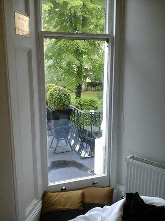 London House Hotel: Vista do Quarto 1
