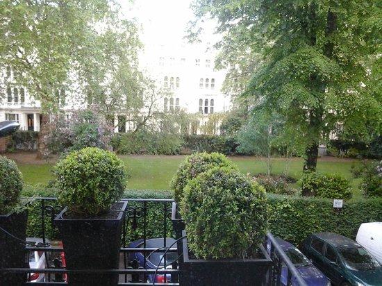 London House Hotel: Vista do Quarto 3