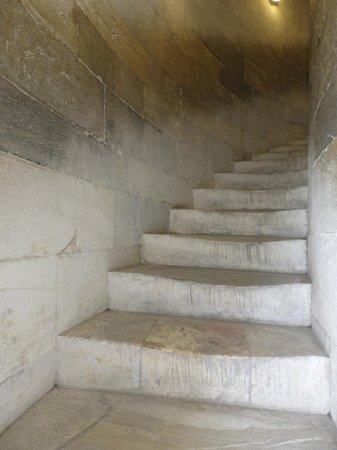 La tour de Pise (Campanile) : Stairs