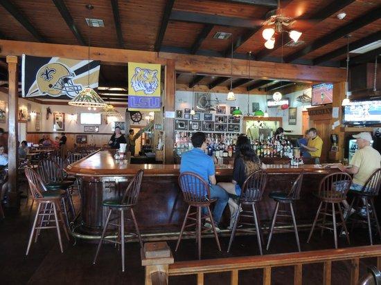 restaurants in madisonville