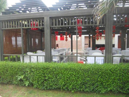 Club Mega Saray: китайский ресторан