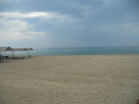 Club Mega Saray: пляж