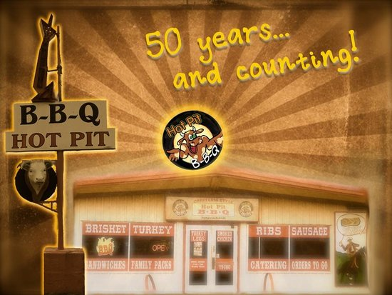 Hot Pit Bar B Q: 50 years and counting