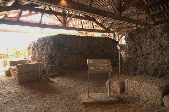 Parc Archeologique Cassinomagus: Termes
