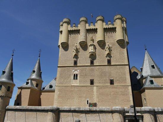 Alcazar de Segovia: アルカサル