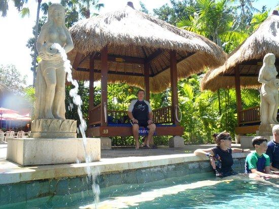 Waterbom Bali : Gazebo Number 10, Waterbom Park, Bali