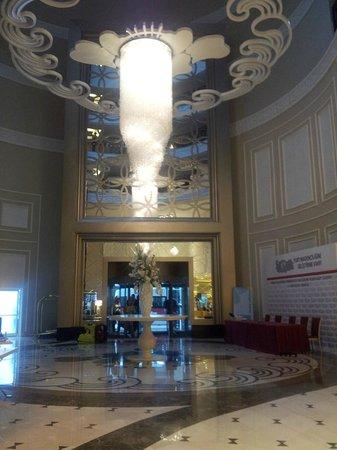 Papillon Ayscha Hotel : Main entrance