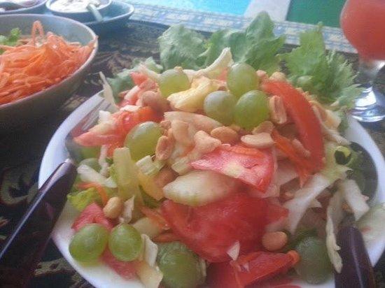 Pearl of Siam: salat